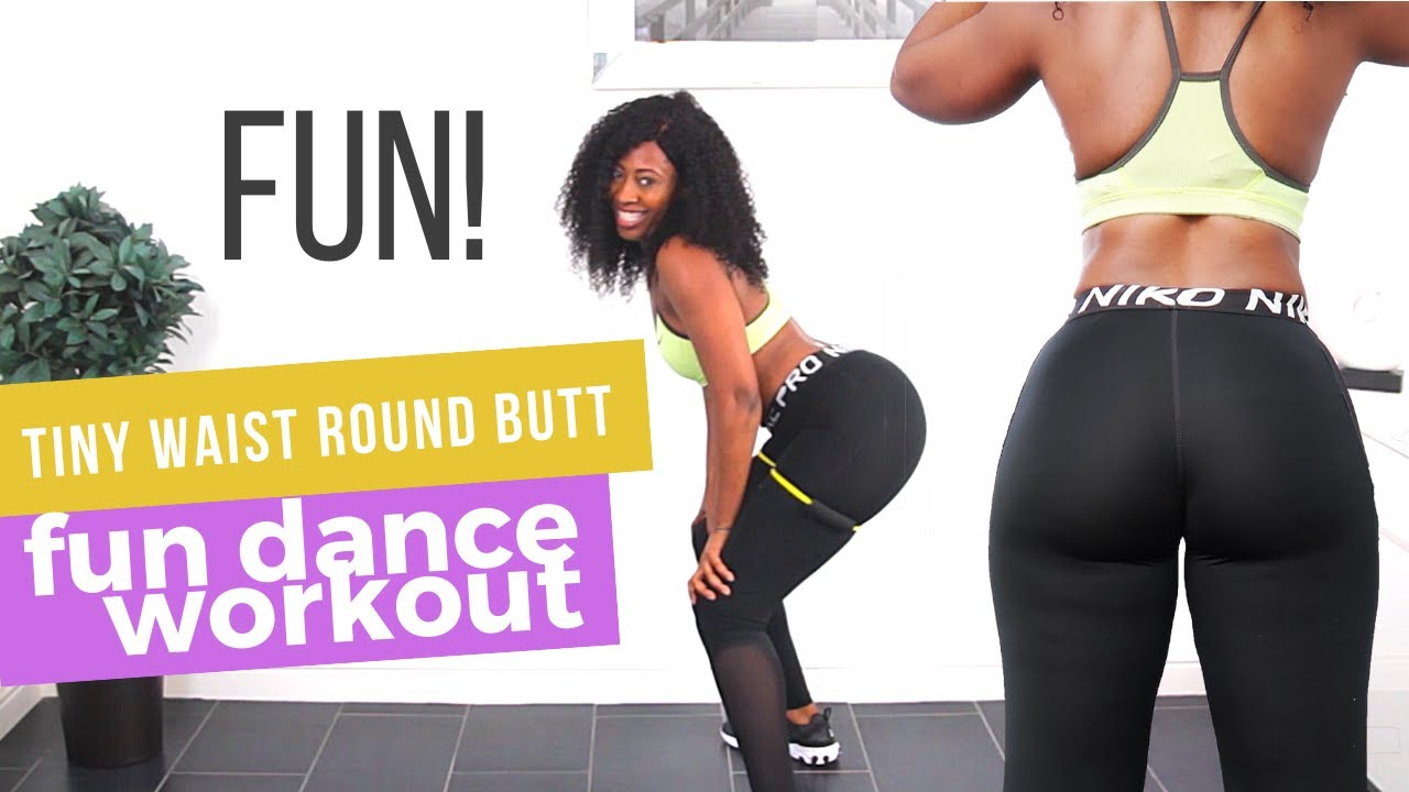 Tiny Waist Round Butt Routine