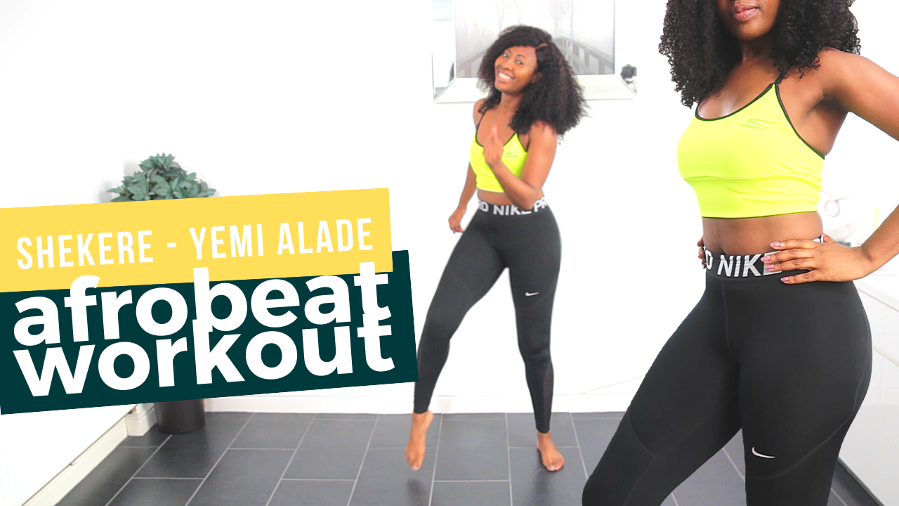 African Dance Cardio Workout